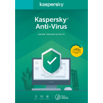 Kaspersky Lab Anti-Virus 2020 1 license(s) 1 year(s) Dutch