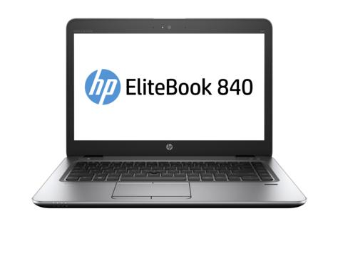 "HP EliteBook 840 G3 2.3GHz i5-6200U 14"" 1920 x 1080pixels Black,Silver"