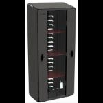 Zebra CS-CAB-4 industrial storage cabinet