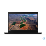 "Lenovo ThinkPad L13 Notebook Black 33.8 cm (13.3"") 1920 x 1080 pixels 10th gen Intel® Core™ i7 16 GB DDR4-SDRAM 512 GB SSD Wi-Fi 5 (802.11ac) Windows 10 Pro"