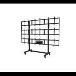 Peerless DS-C555-3X3 multimedia cart/stand Black