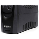 Riello Net Power 800 sistema de alimentación ininterrumpida (UPS) 800 VA 480 W 4 salidas AC