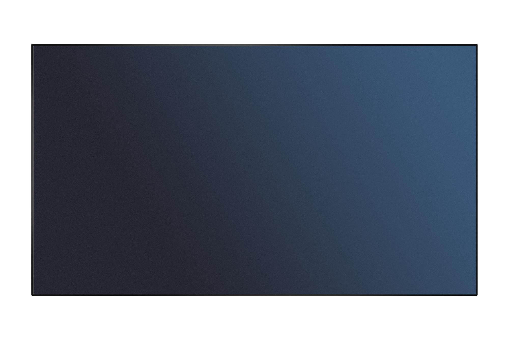 "NEC MultiSync X554UNS Digital signage flat panel 55"" LED Full HD Black"