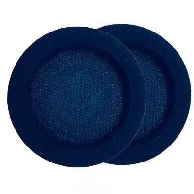 Plantronics 202997-02 headphone pillow Blue 2 pc(s)