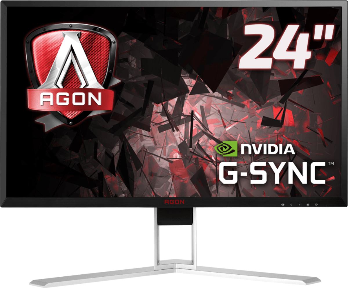 AOC AGON 1 AG241QG computer monitor 61 cm (24