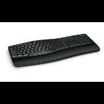 Microsoft Sculpt Comfort Desktop RF Wireless QWERTY English Black keyboard