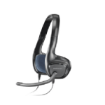 Plantronics 81960-11 Binaural Head-band Black headset