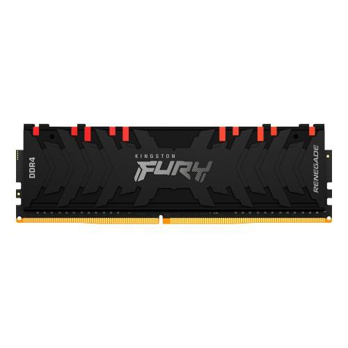 Kingston Technology FURY Renegade RGB memory module 8 GB 1 x 8 GB DDR4 3200 MHz