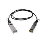 QNAP CAB-DAC15M-SFPP-A02 1.5m SFP+ SFP+ Black fiber optic cable