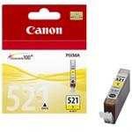 Canon CLI-521 Y Original yellow 1 pc(s)