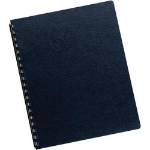 Fellowes 52098 binding cover Navy 200 pcs