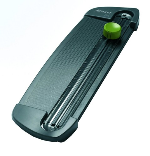 Rexel SmartCut A100 3 in 1 A4 Trimmer Charcoal