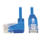 "Tripp Lite N204-S10-BL-LA networking cable 118.1"" (3 m) Cat6 U/UTP (UTP) Blue"