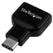 StarTech.com USB31CAADG adaptador de cable USB C 3.0 USB A 3.0 Negro
