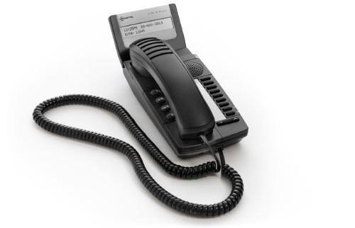 Mitel MiVoice 5304 IP IP phone Black, Grey Wired handset LCD 2 lines