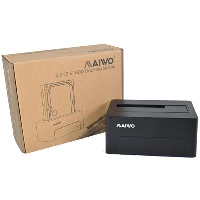 "MAIWO 2.5 / 3.5""  USB 3.0 Hard Drive Dock"