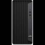 HP ProDesk 600 G6 DDR4-SDRAM i5-10500 Micro Tower Intel® Core™ i5 Prozessoren der 10. Generation 16 GB 512 GB SSD Windows 10 Pro PC Schwarz