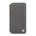 Moshi Overture mobile phone case Flip case Grey