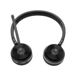 HP UC Wireless Duo Binaural Head-band Black