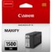 Canon PGI-1500BK cartucho de tinta Negro 12,4 ml
