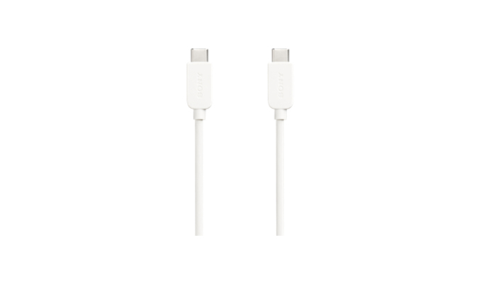Sony CP-CC100 USB cable 1 m USB C White