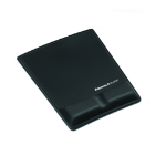 Fellowes 9181201 Black mouse pad