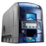 DataCard SD260 Dye-sublimation Colour 300 x 300DPI Blue,Silver plastic card printer