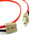 Cablenet SC/SC, M/M, 62.5/125, OM1, 0.5m