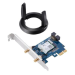 ASUS PCE-AC58BT WLAN / Bluetooth 1733 Mbit/s Internal