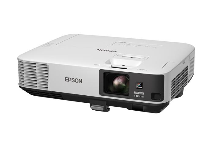 Epson PowerLite 2140W Desktop projector 4200ANSI lumens 3LCD WXGA (1280x800) White data projector