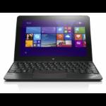 Lenovo 4X30E68126 mobile device keyboard Finnish, Swedish Black