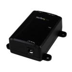 StarTech.com POEINJ1GW Gigabit Ethernet 48V PoE adapter