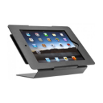 "SecurityXtra SecureDOCK Lite 9.7"" Black tablet security enclosure"