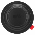 Case-mate Sticker Mount AirTag Case Black