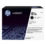 HP CF281A (81A) Toner black, 10.5K pages