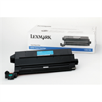Lexmark 12N0768 Toner cyan, 14K pages @ 5% coverage