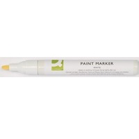 Q-CONNECT KF14452 paint marker White 1 pc(s)