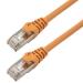 MCL 7m Cat6 F/UTP cable de red F/UTP (FTP) Naranja