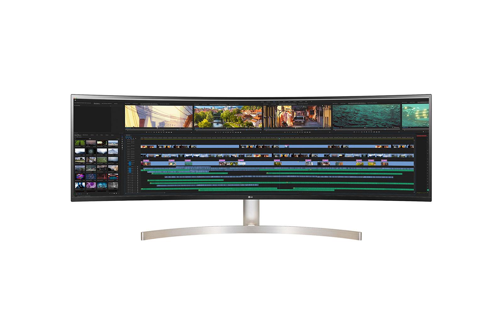 LG 49WL95C LED display 124.5 cm (49