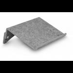 BakkerElkhuizen FlexDoc Circular document holder Polyethylene terephthalate (PET) Grey