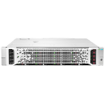 Hewlett Packard Enterprise D3700 Rack (2U) Aluminium disk array