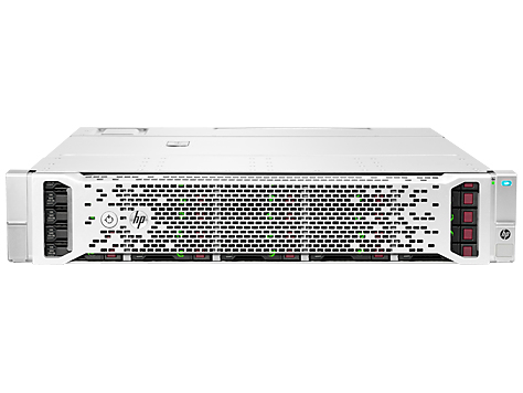 Hewlett Packard Enterprise D3700 SAS Rack (2U) Aluminium