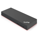 Lenovo ThinkPad Thunderbolt 3 Workstation Dock Black