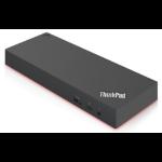 Lenovo ThinkPad Thunderbolt 3 Workstation Dock Wired Black
