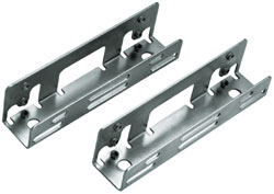 "Lindy Universal 3½"" HDD to 5¼"" Rail"