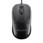 Belkin F5M010QBLK USB Optical 800DPI Black Mice