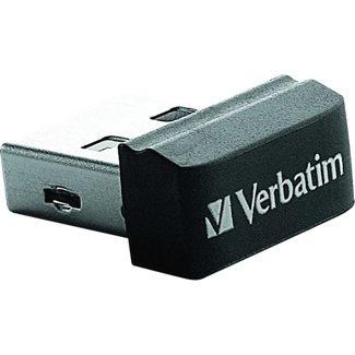 Verbatim 32GB Store' n' Go Nano USB 2.0 32GB USB 2.0 Black USB flash drive