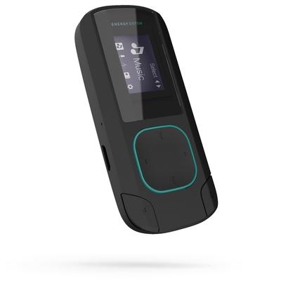 Energy Sistem 426508 reproductor MP3/MP4 Reproductor de MP3 Negro 8 GB