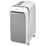 Fellowes Powershred LX221 paper shredder Micro-cut shredding White