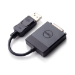 DELL 470-ABEO video cable adapter DisplayPort DVI Black